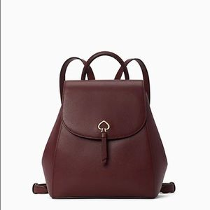 Kate Spade Leather Backpack ✨